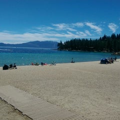 Photo taken at Meeks Bay Resort by Rich L. on 6/20/2014