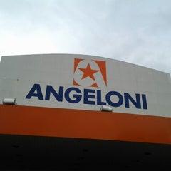 Photo taken at Supermercado Angeloni by kellen z. on 3/6/2013