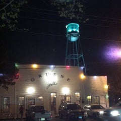 Photo taken at Gruene Hall by Edgar C. on 3/10/2013