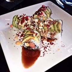 Photo taken at RA Sushi Bar Restaurant by Kathy G. on 10/13/2013