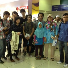 Photo taken at International Departures Hall by Zed S. on 2/17/2013