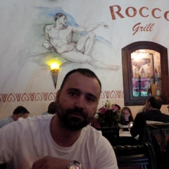 Photo taken at Rocco Charlottenburg by Pundichi R. on 8/24/2014