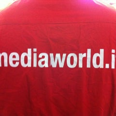 Photo taken at Media World by Rossella D. on 4/6/2013