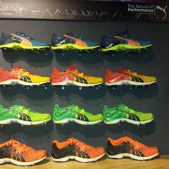 Photo taken at The PUMA Store by Humberto H. on 3/30/2014