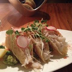 Photo taken at YEW seafood + bar by Lori H. on 2/21/2013