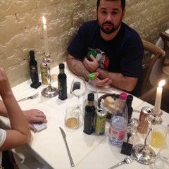 Photo taken at Ristorante Mangiar Di Vino by Jétro B. on 7/26/2014