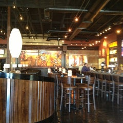 Photo taken at BJ's Restaurant and Brewhouse by Michele H. on 3/13/2013