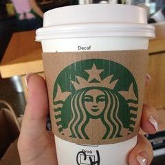 Photo taken at Starbucks by Nikki 🍀 C. on 10/11/2013