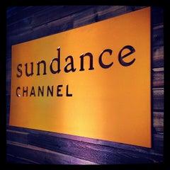 Photo taken at SundanceTV HQ by Bill G. on 1/22/2013