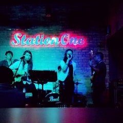 Photo taken at Station One by Anne N. on 5/29/2013