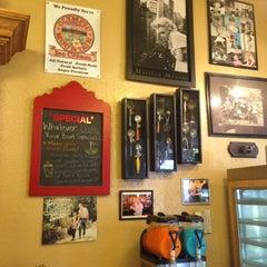 Photo taken at Grandpa's Ice Cream Parlor by Alisha H. on 7/13/2013