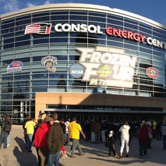 Photo taken at CONSOL Energy Center by Matt M. on 4/13/2013