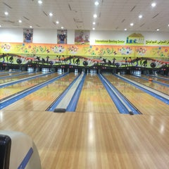 Photo taken at IBC - International Bowling Center by Enas L. on 4/12/2013