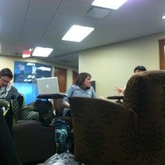 Photo taken at Leadership Studies Building by Steph K. on 12/12/2012
