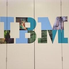 Photo taken at IBM by cristina c. on 7/9/2014