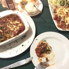 Photo taken at Posticino Italian Restaurant by Fahad on 4/18/2016