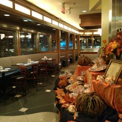 Photo taken at Amphora's Diner Deluxe by Michael P. on 11/20/2012