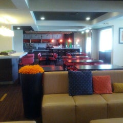 Photo taken at Courtyard by Marriott Richmond Airport by Iyetade O. on 6/14/2013