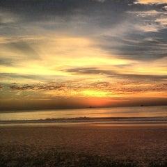 Photo taken at Praia Brava by William F. S. on 7/7/2013