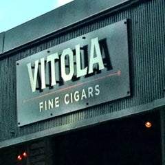 Photo taken at Vitola Fine Cigars by Bill D. on 9/17/2013