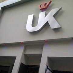 Photo taken at UK by Rodrigo B. on 11/4/2012