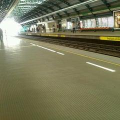 Photo taken at Metro Camino Agrícola by Naxio E. on 3/13/2013
