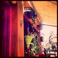 Photo taken at Έπεα Πτερόεντα by Marina S. on 10/13/2012