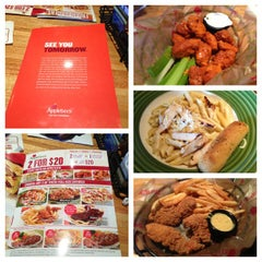 Photo taken at Applebee's by Big Ed on 3/30/2013