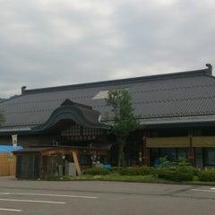 Photo taken at 道の駅 信州新野千石平 by Naoko M. on 7/27/2013