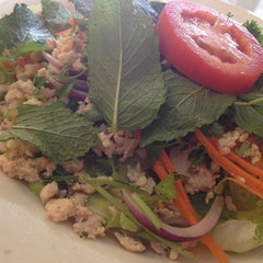 Photo taken at Thai Garden Cuisine by Jordan C. on 7/19/2013