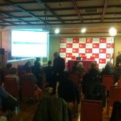 Photo taken at Deportivo Bilbao by Gontzal F. on 2/28/2013