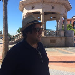 Photo taken at Mariachi Plaza by Kelly S. on 10/10/2015