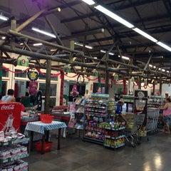 Photo taken at Supermercado Guanabara Jardim Do Sol by Rodrigo F. on 1/2/2014