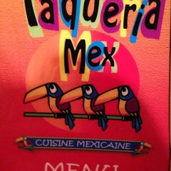 Photo taken at La Taqueria Mexicaine by Lianne F. on 2/23/2014