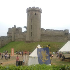 Photo taken at Warwick Castle by Ramona B. on 7/27/2013