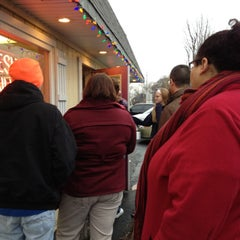 Photo taken at Tim's Bakery by Rachel W. on 12/15/2012
