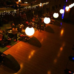 Photo taken at North Bowl by Mikey I. on 11/3/2012