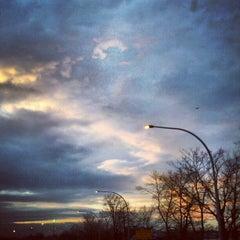 Photo taken at Long Island Expressway (LIE) (I-495) by Joe Z. on 2/24/2013