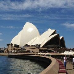 Photo of Circular Quay in Sydney, NS, AU
