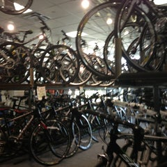 Photo taken at Piermont Bicycle Connection by Eric R. on 6/25/2013