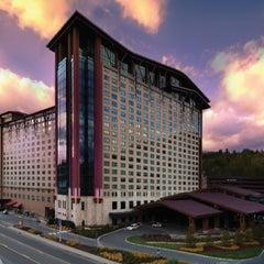 Photo taken at Harrah's Cherokee Casino & Resort by Greg C. on 10/10/2013