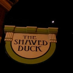 Photo taken at The Shaved Duck by April L. on 3/19/2013