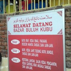 Photo taken at Bazaar Buluh Kubu by Yusurisan on 9/25/2015