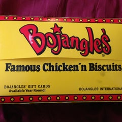 Photo taken at Bojangles' Famous Chicken 'n Biscuits by Heather B. on 3/6/2013