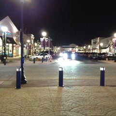 Photo taken at The Promenade Shops at Saucon Valley by Heather M. on 11/18/2012