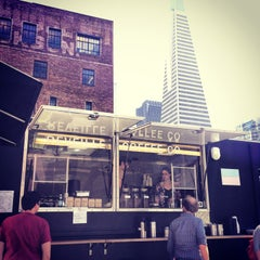 Photo taken at Réveille Coffee Co. Truck by Joshua K. on 5/21/2013