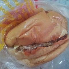 Photo taken at Angel's Hamburger by Jabs S. on 4/22/2013