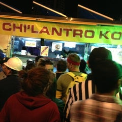 Photo taken at Chilantro BBQ by Twee on 10/28/2012
