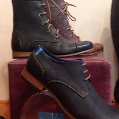 Photo taken at John Fluevog Shoes by Renea N. on 1/8/2014