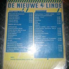 Photo taken at De Nieuwe Linde by Rob P. on 10/20/2013